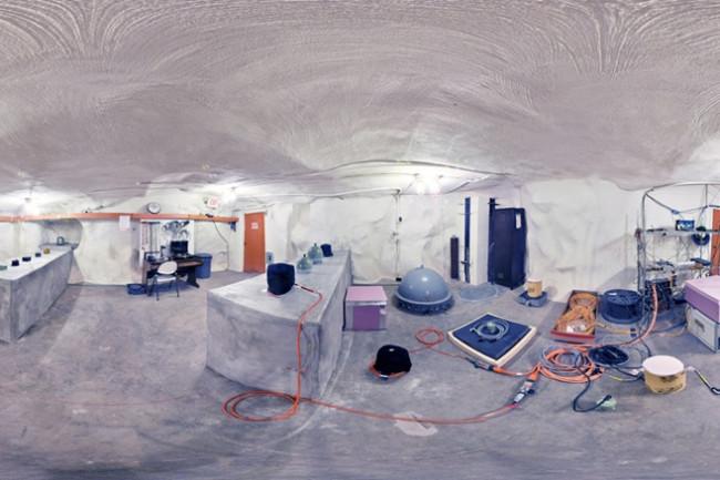 underground Albuquerque Seismological Laboratory
