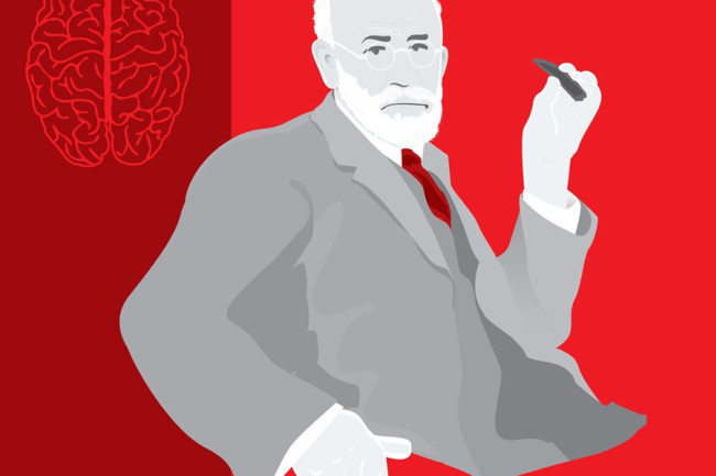 Freud Illustration - Discover
