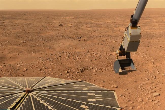 NASA Phoenix Mars Lander
