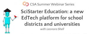 scistarter education