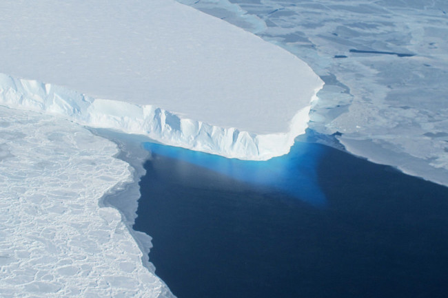 Thwaites Glacier Doomsday Glacier in Antarctica - Wikimedia Commons