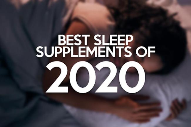 Best Sleep Aid Supplements 1