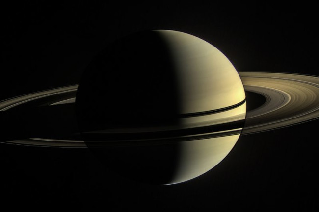 Cassini Saturn - NASA