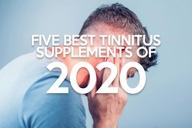 Best Tinnitus Supplements 1