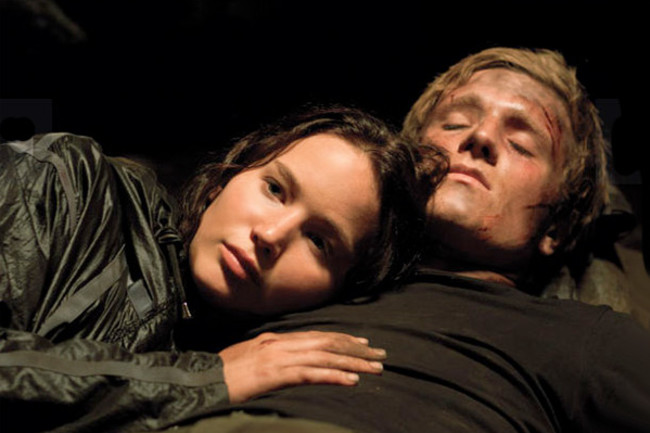 Love In The Hunger Games Why Katniss Falls For Peeta Discover