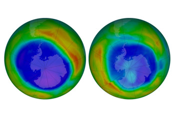 As CFC Emissions Rise, the Ozone Hole Could Stick Around Longer
