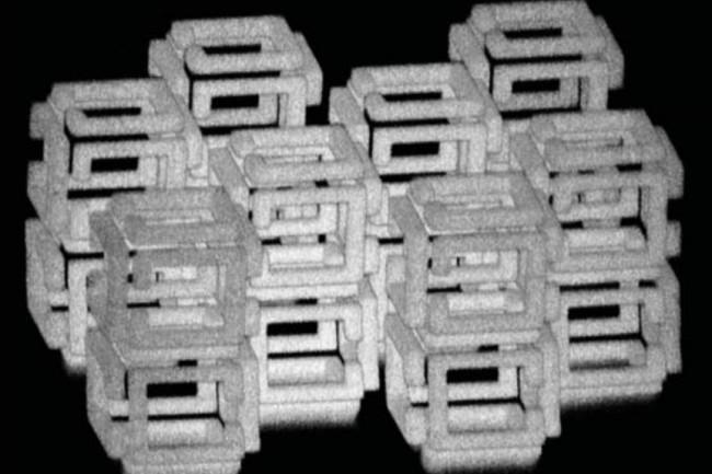 shrinking nanomaterials