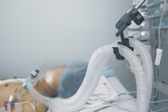 Ventilator, Life Support - Shutterstock