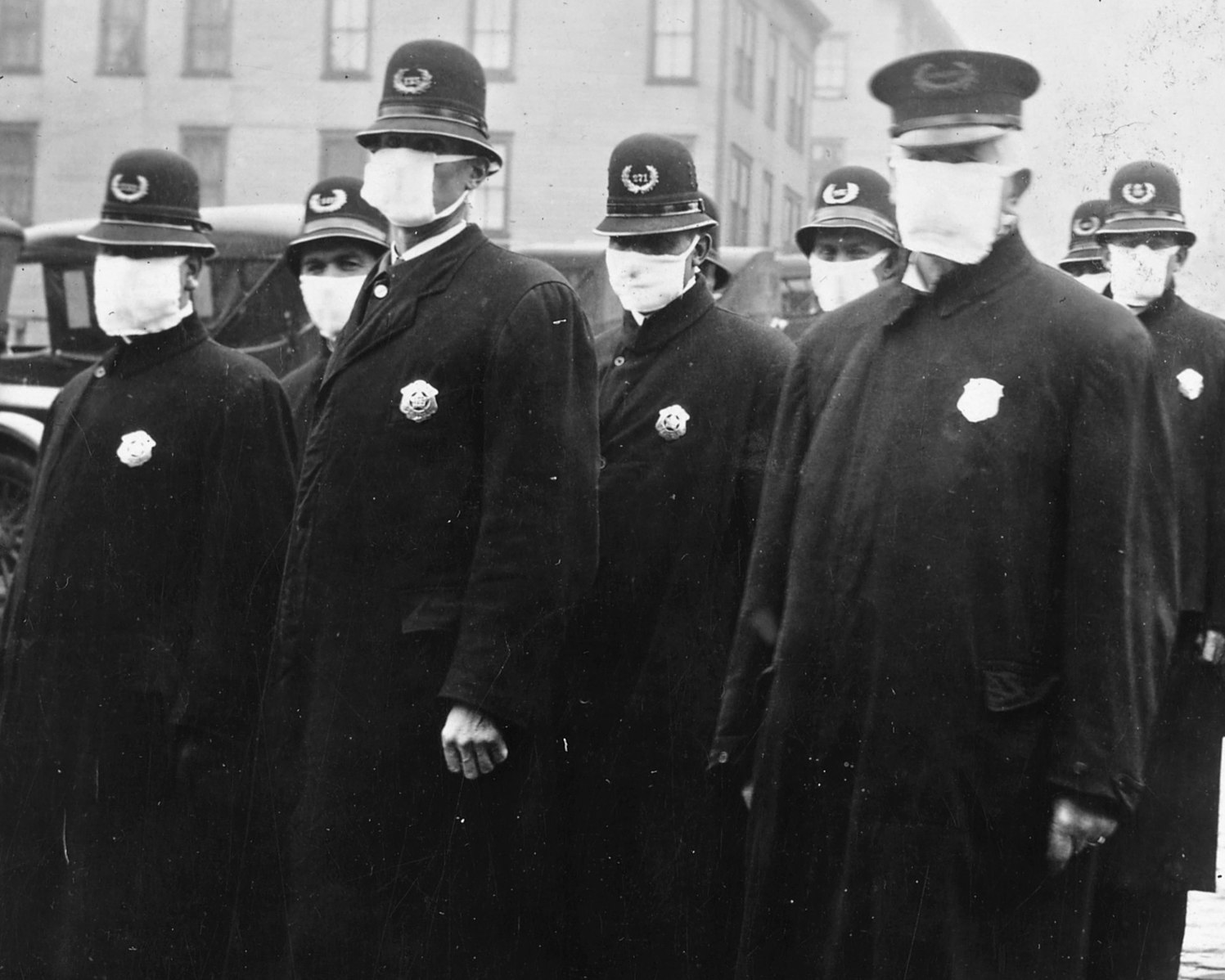 Mask Resistance During a Pandemic Isn't New — in 1918 Many Americans Were 'Slackers'