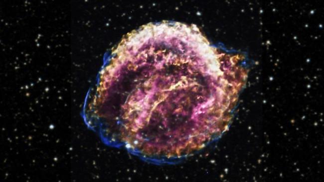 Kepler's Supernova SN 1604