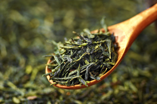 Green Tea - NEEDS CREDIT