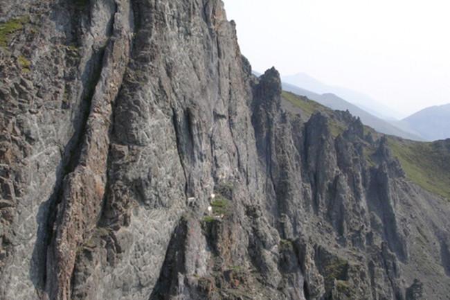 Wrangellia Basalt