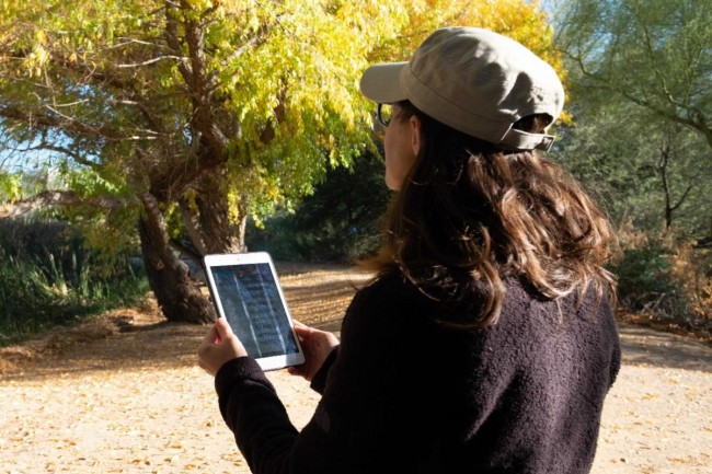 Natures Notebook Observer with App Brian F Powell