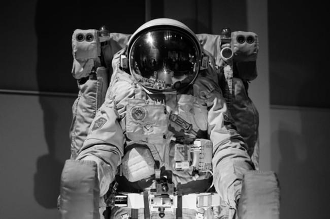 astronautinspacesuit