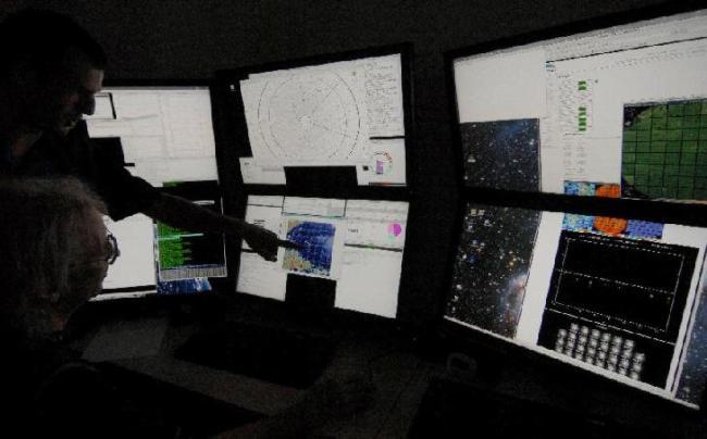 Pan-Starrs Telescope control