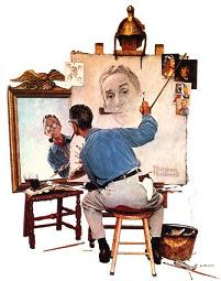 Norman-Rockwell---Triple-Self-Portrait-Poster-Card-C10230690.jpeg