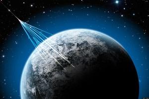 Cosmic Rays - NSF