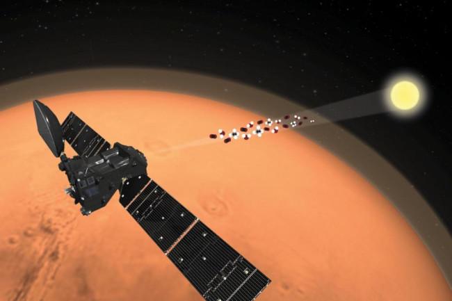 Mars - ESA