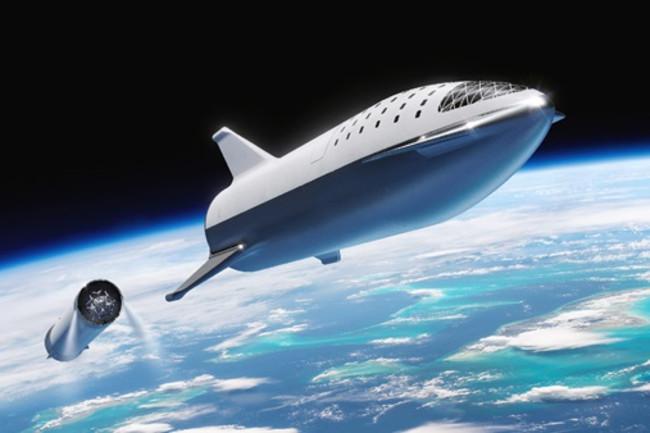 Starhopper-1 - SpaceX
