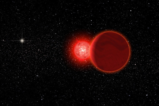 Solar System Still Reels From Ancient Star Intrusion