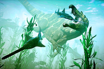 With a Tail Like an Eel and a Snout Like a Crocodile, Spinosaurus Became the First-Known Aquatic Dinosaur