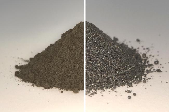 Oxygen and metal from lunar regolith pillars