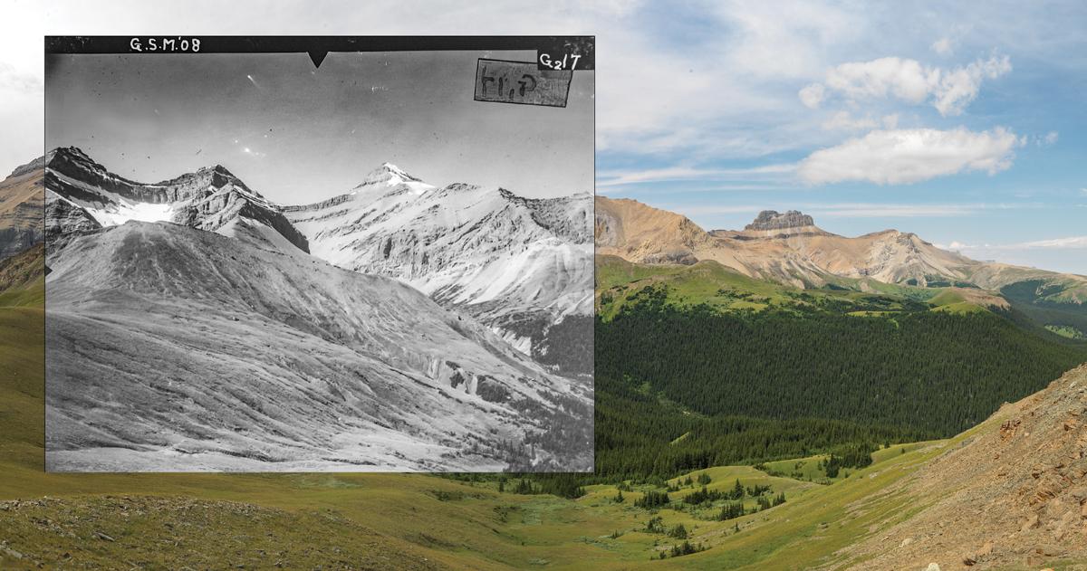 Opabin Peak - The Mountain Legacy Project