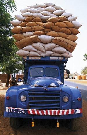 peanut truck
