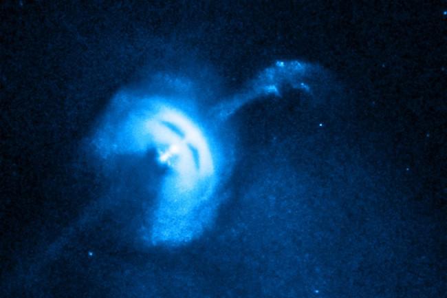 Vela Pulsar - NASA