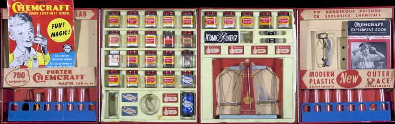 inside chemcraft - Chemical Heritage Foundation Collections