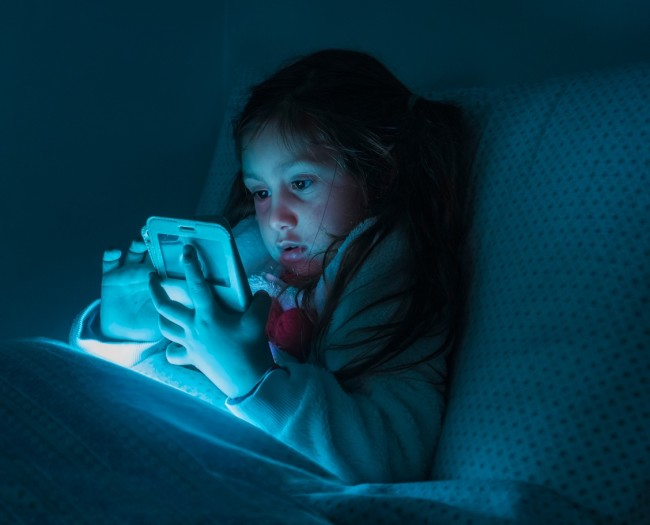 Kid Screen Time Tablet - Shutterstock