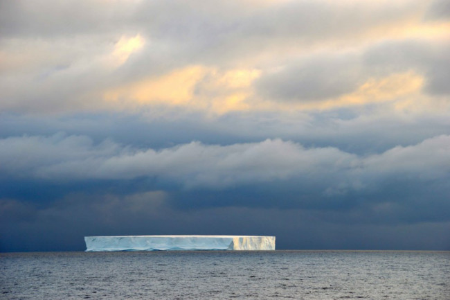 Antarctica Iceberg - JOIDES team
