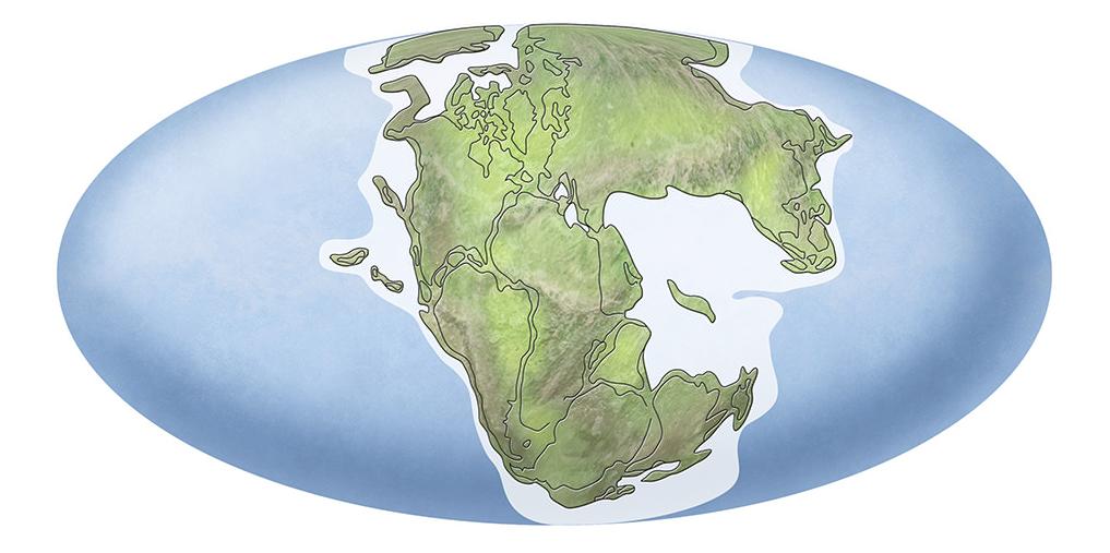Pangaea supercontinent