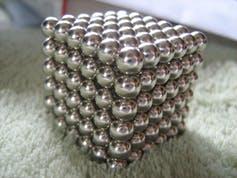 Neodymium magnets. (Credit: XRDoDRX)