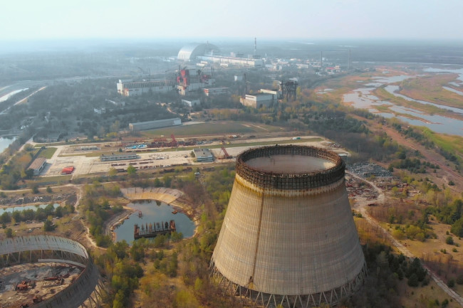 Chernobyl - Shutterstock