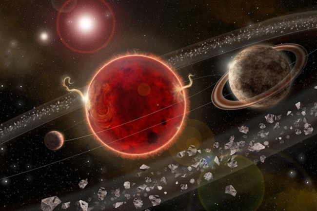 Image of article 'A Second Planet Was Found by Closest Star to the Sun'