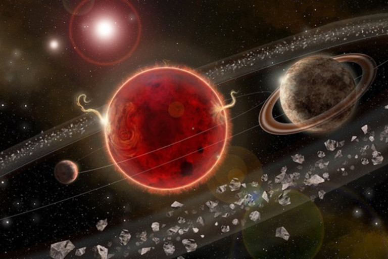 A Second Planet Was Found by Closest Star to the Sun