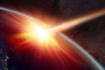 An Asteroid Didn't Kill Off the Dinosaurs — a Comet Did