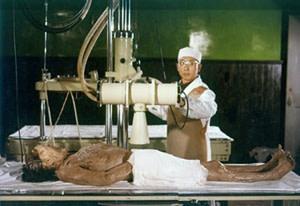 Lady Dai Mummy Autopsy - Hunan Provincial Museum