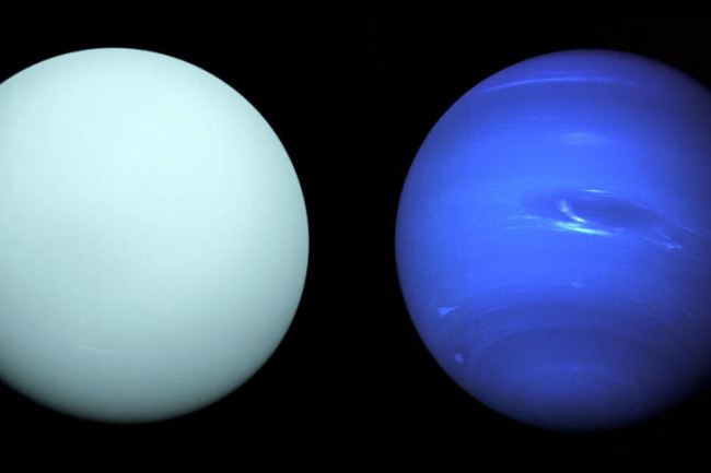 uranus and neptune-Voyager2
