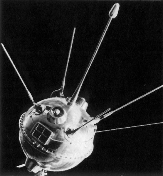 Luna Spacecraft - NASA