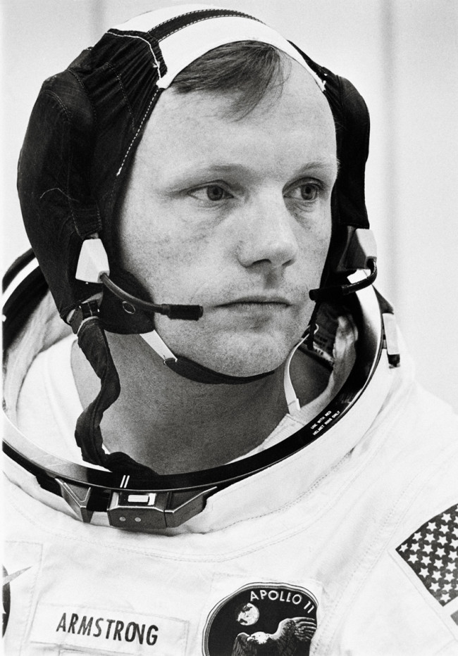 Neil Armstrong - NASA