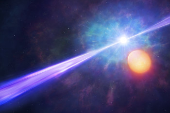 Scientists Find an Explanation for Powerful Gamma-Ray Bursts: Binary Stars