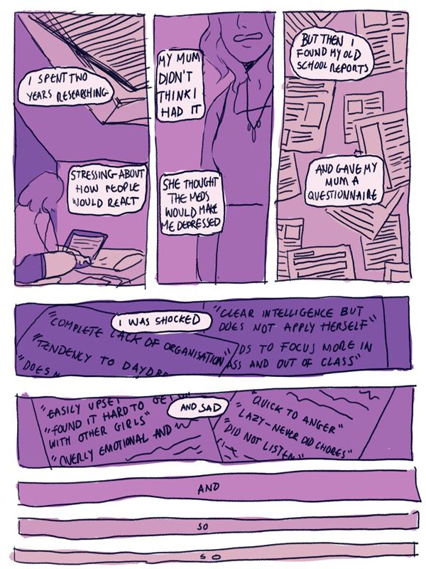 ADHD Comic 2