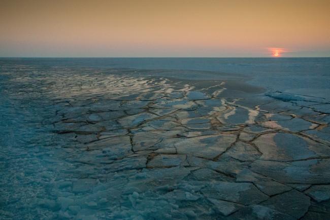 Arctic Sea Ice - NASA
