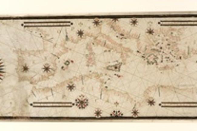 16th century portolan - Library of Congress