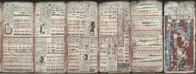 Dresden Codex pp.58-62 78