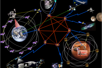 NASA's Interplanetary Internet, Coming Soon To A Planet Near You