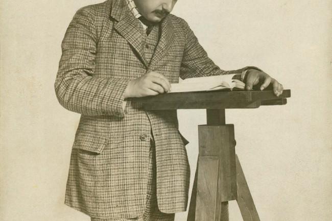 Einstein Patent Clerk - Alamy