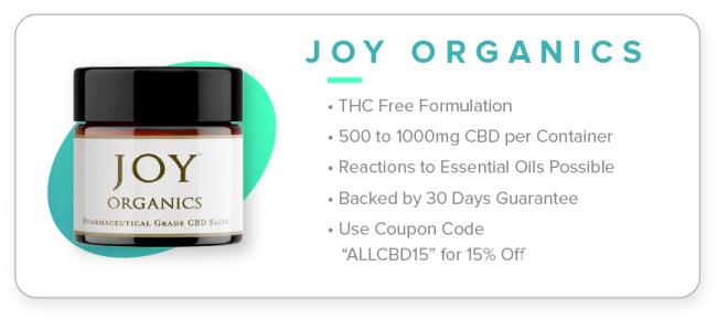 1 Joy Organics Salve